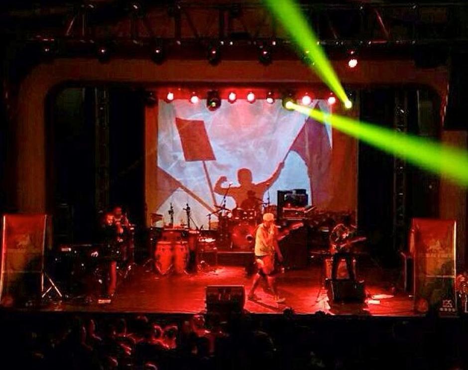 La agrupación guatemalteca de reggae RebeLion lanzará nuevos temas. (Foto: RebeLion)