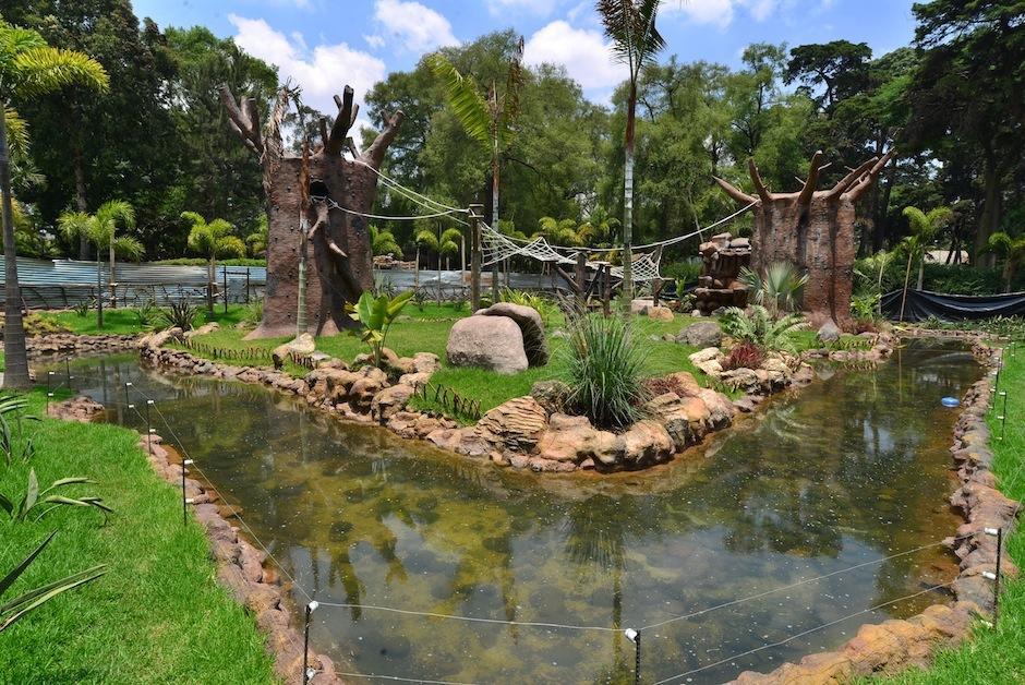 El Zoológico La Aurora es uno de los pulmones más grandes de la capital, cuenta con fauna africana, asiática, americana y de Australia, es catalogado como uno de los mejores de Centroamérica. (Foto: Wilder López/Soy502)