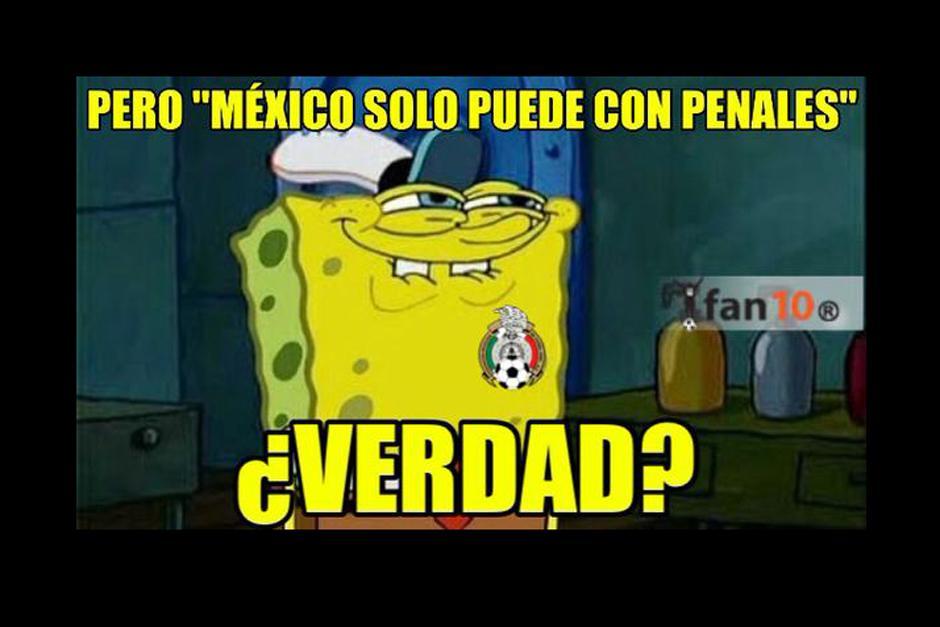 México le ganó la final a Jamaica por dos goles de diferencia. (Foto: record.mx)