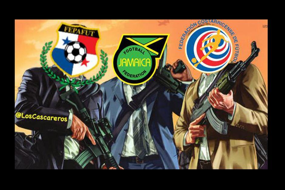 México dejó en el camino a Costa Rica, Panamá y Jamaica para poder coronarse con su séptima Copa Oro. (Foto: record.mx)