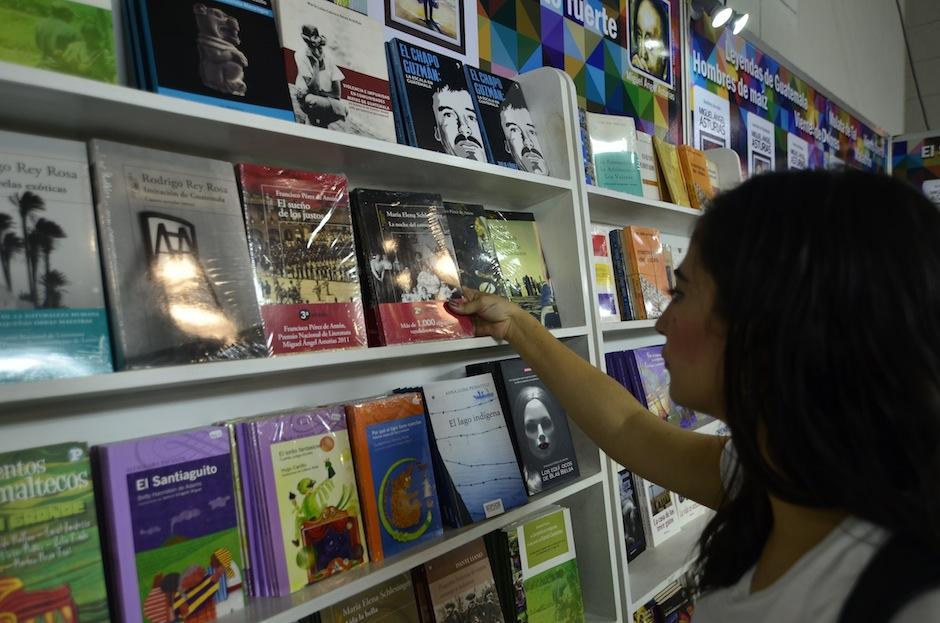 Date una vuelta por la Feria del Libro FILGUA. (Foto: Selene Mejía/SOY502)