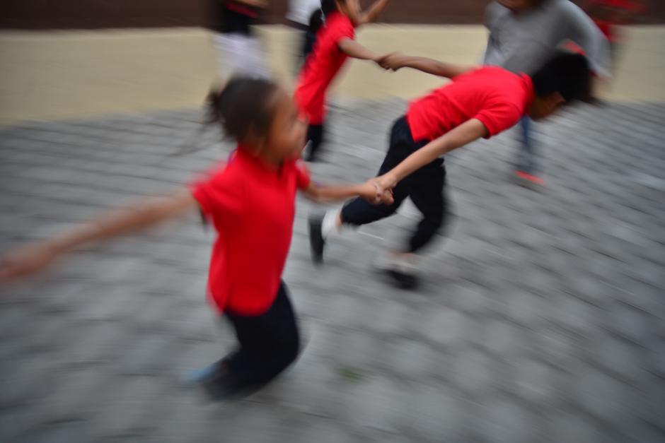 Los niños reciben actividades recreativas. (Foto: Wilder López)