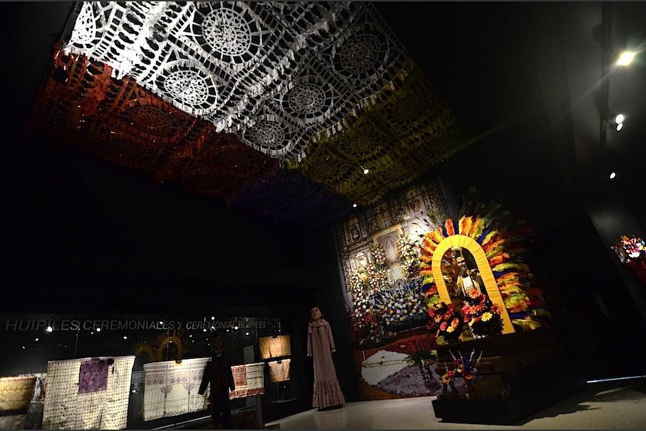 El Museo Ixchel posee la historia textil de nuestro país. (Foto: Selene Mejía/Soy502)