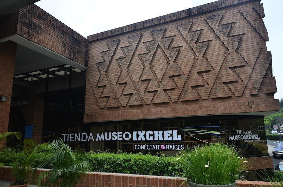 El edificio se encuentra dentro de la Universidad Francisco Marroquín. (Foto: Selene Mejía/Soy502)