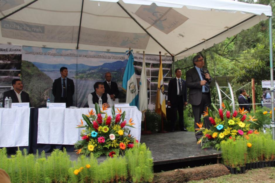 La próxima planta que se inaugurará será la de San Agustín, que es seis veces más grande que la de San Cristóbal. (Foto: Twitter, AMSA)