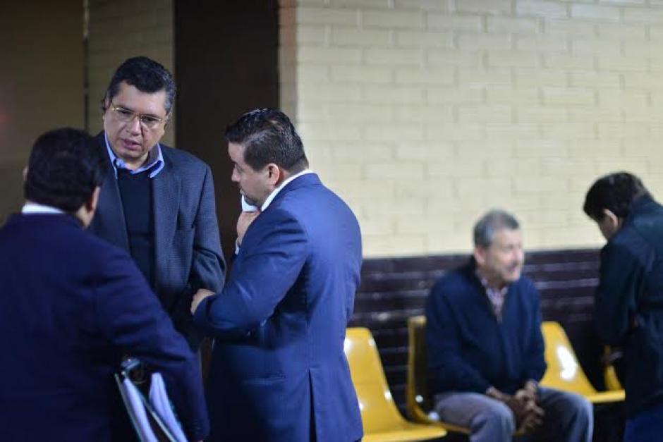 Fueron cuatro días los que duró la audiencia de primera declaración. (Foto: Wilder López/Soy502)