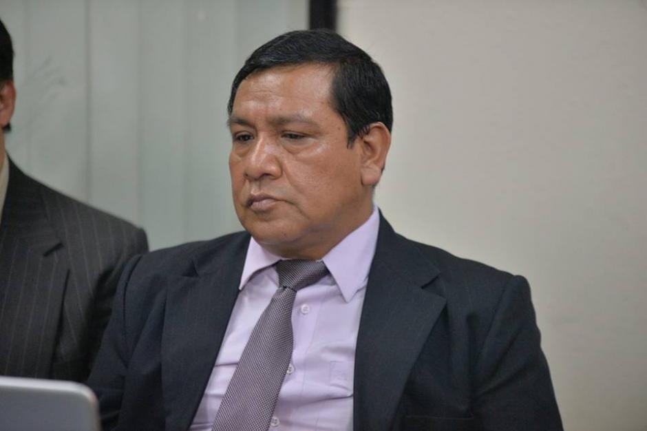 El juez José Luis Patán perdió su inmunidad el pasado 12 de mayo. (Foto: Wilder López/Soy502)