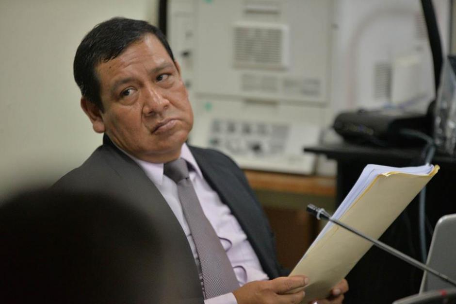 Al juez le vinculan con la red por otorgar resoluciones anómalas. (Foto: Wilder López/Soy502)