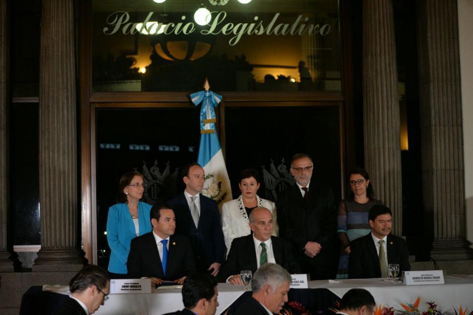 La CICIG, PDH y el MP elaboraron la iniciativa. (Foto: Wilder López/Soy502)