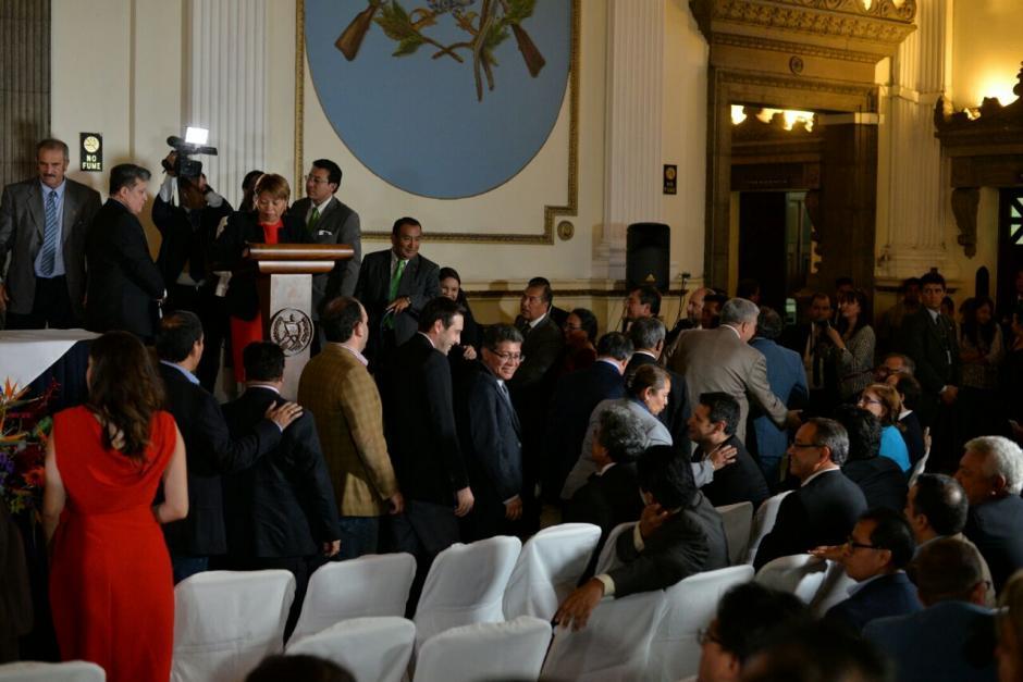 La iniciativa fue firmada por 52 diputados. (Foto: Wilder López/Soy502)