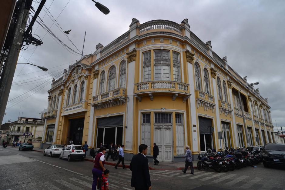 Existen diversas dudas sobre los contratos suscritos en el Registro de la Propiedad. (Foto: Wilder López/Soy502)