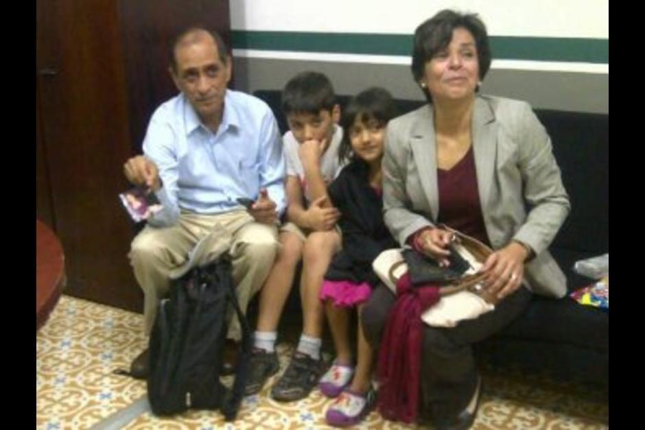 Los dos hijos de la pareja quedaron en custodia de sus abuelos maternos. (Foto: Archivo/Soy502)