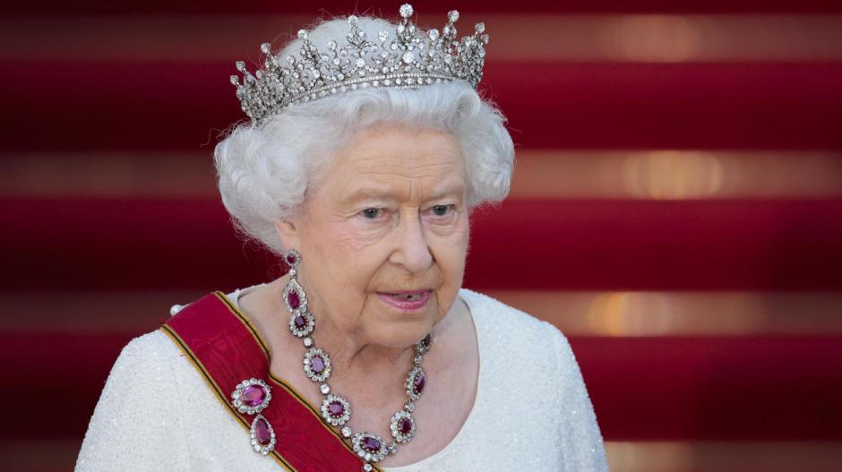 Oferta de trabajo para community manager publicada en la página de la monarquía. (Foto: Internet)
