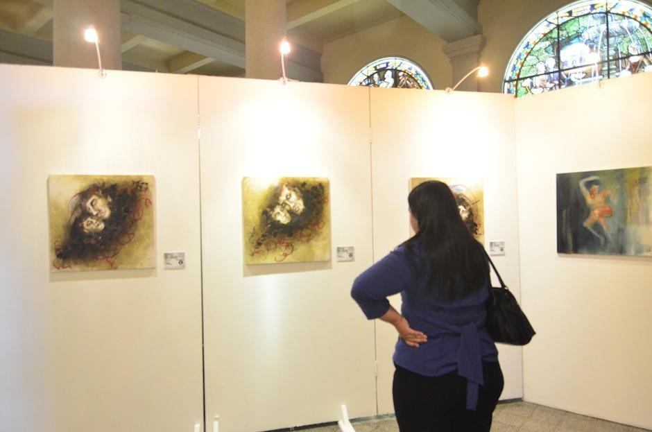 La exposición está abierta hasta el 28 de agosto de 2016. (Foto: Selene Mejía/Soy502)