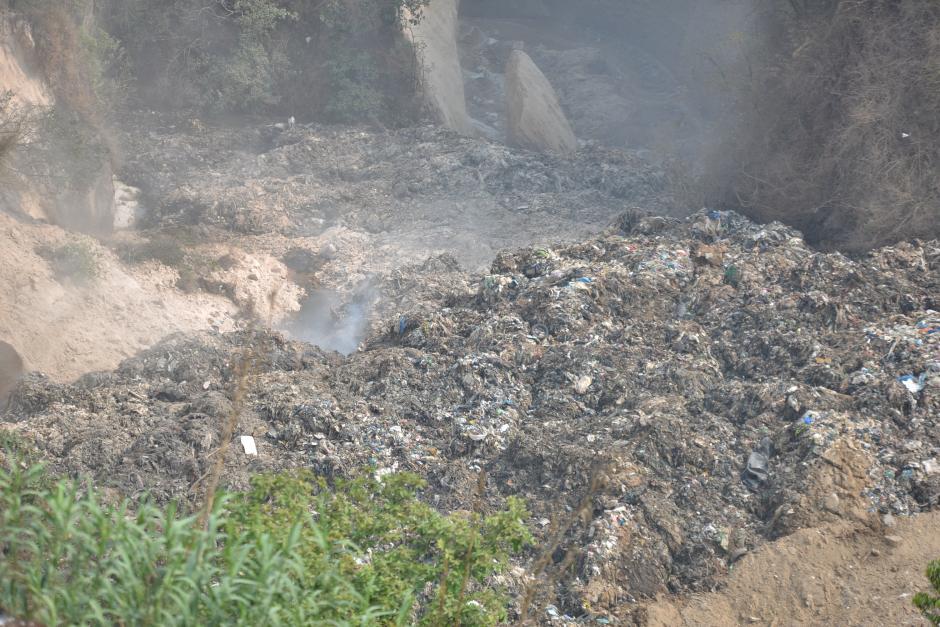 Al menos 9 mil toneladas de basura ingresarán al vertedero de la zona 3. (Foto: Wilder López/Soy502)
