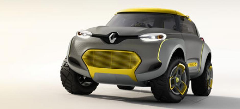 El Kwid de Renault, lo último de la industria automotriz de la marca francesa. (Foto: Renault.com)