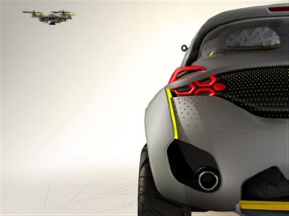 Un elemento innovador en el diseño del nuevo vehículo de Renault. (Foto: Renault.com)