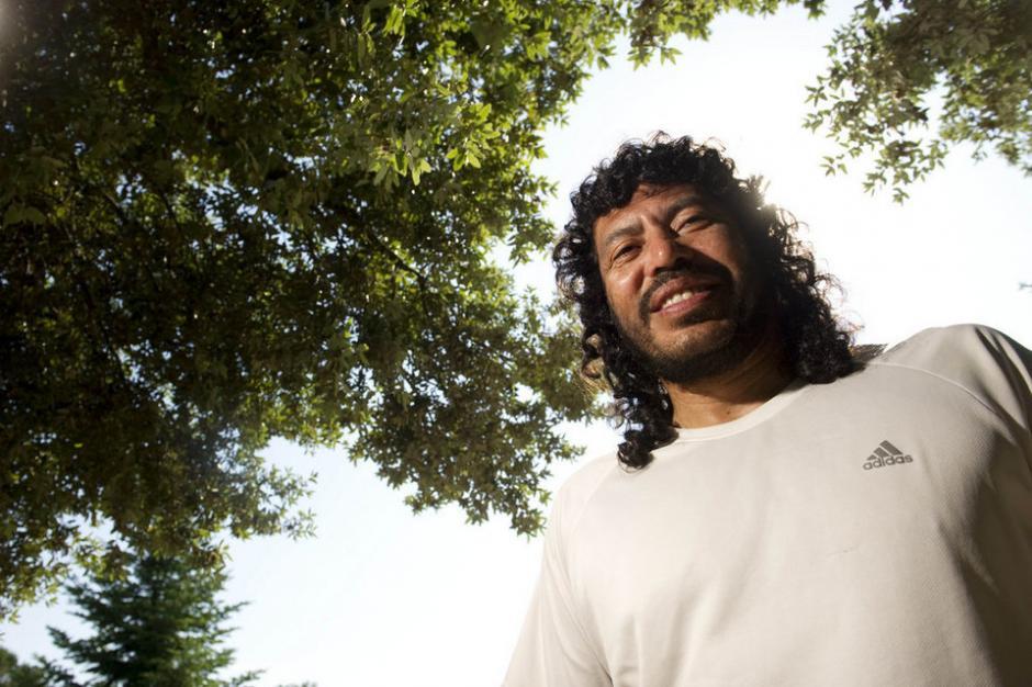 René Huguita es actualmente el entrenador de porteros del equipo Al-Nassr de Arabia Saudita. (Foto: taringa.net)