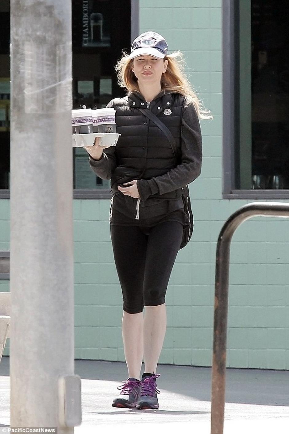 La actriz ha aparecido en distintas publicaciones por sus cambios. (Foto: Pacific Coast News)