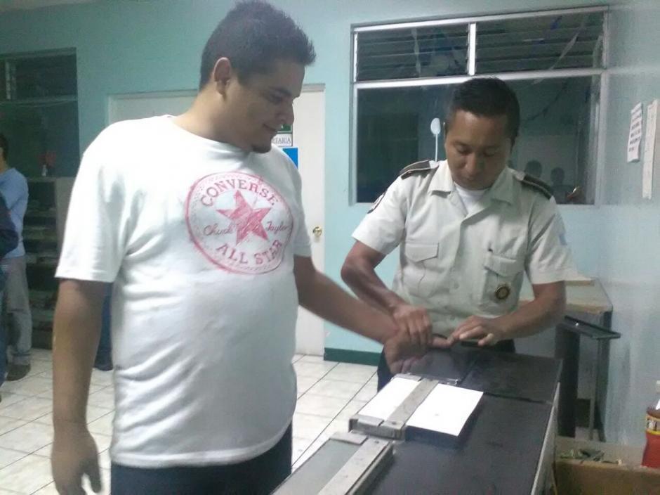 Recapturan a reo que, aparentemente, es uno de los líderes de la Mara Salvatrucha.  (Foto: PNC)