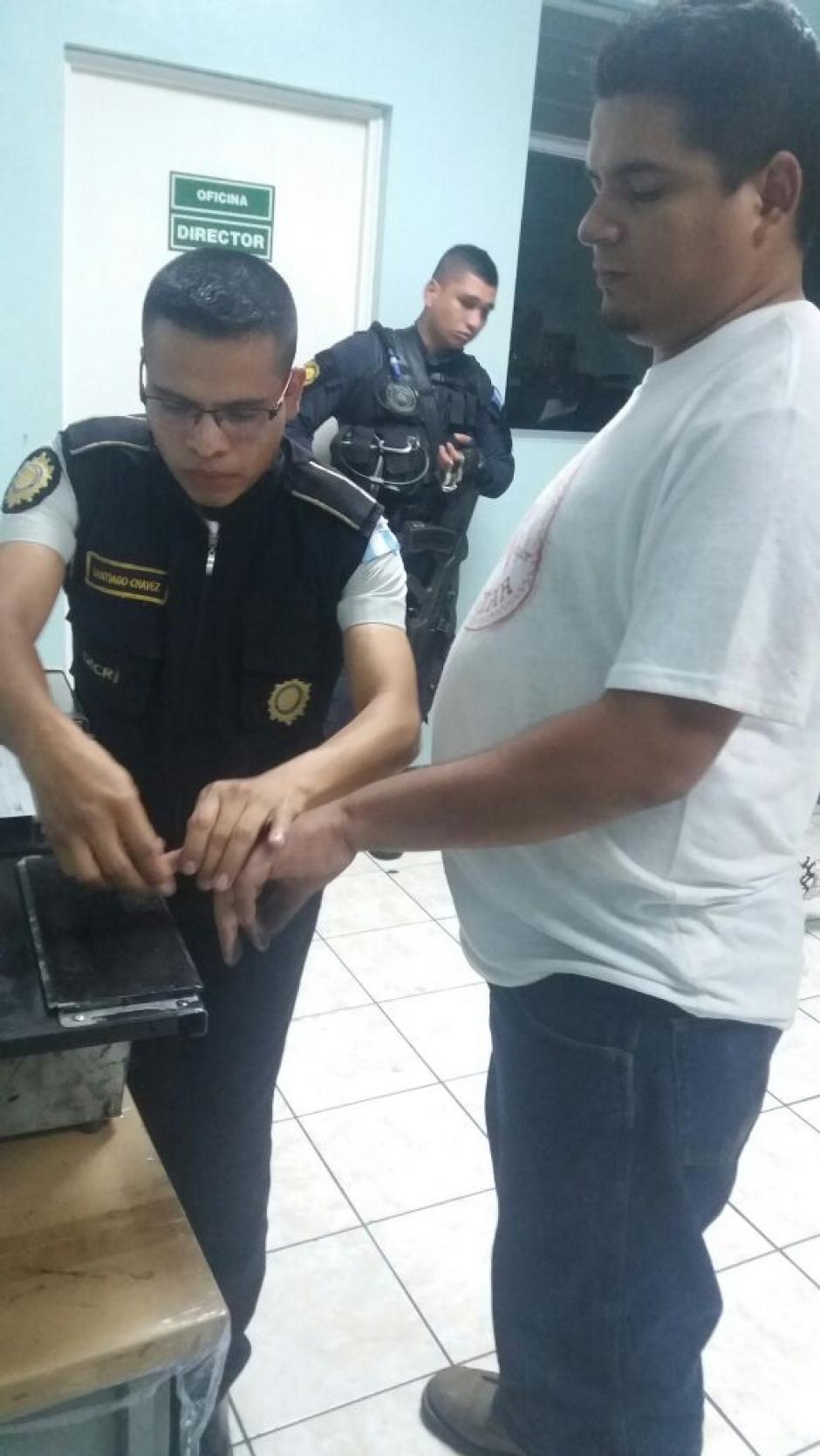 El privado de libertad se había fugado de la cárcel de El Boquerón. (Foto: PNC)