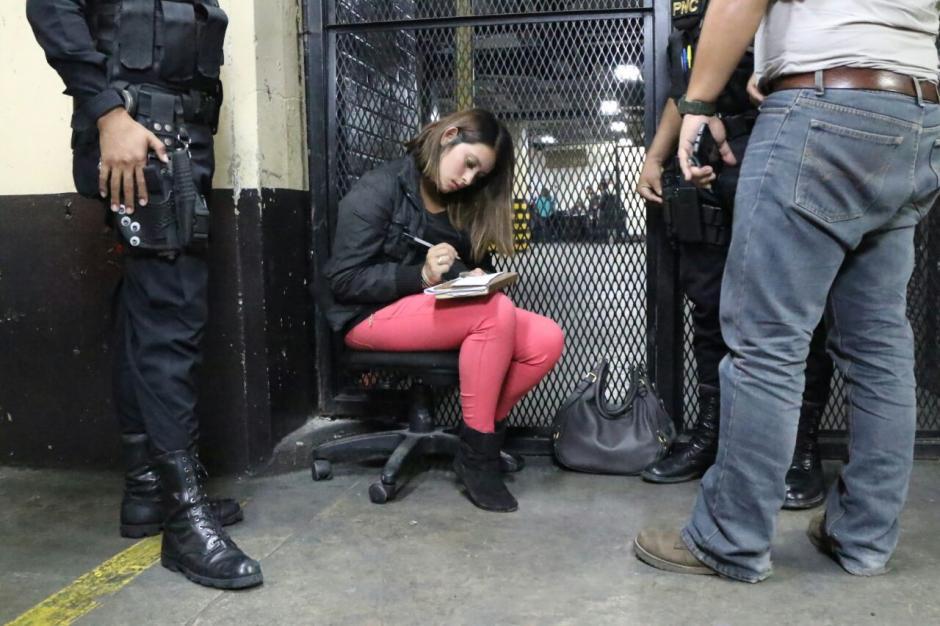 """Se presume que pretendían atentar contra """"El Brooklyn"""". (Foto: Alejandro Balán/Soy502)"""