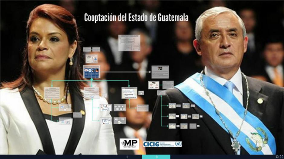 El 2 de junio de 2016 inició el caso cooptación del Estado. (Foto: Archivo/Soy502)