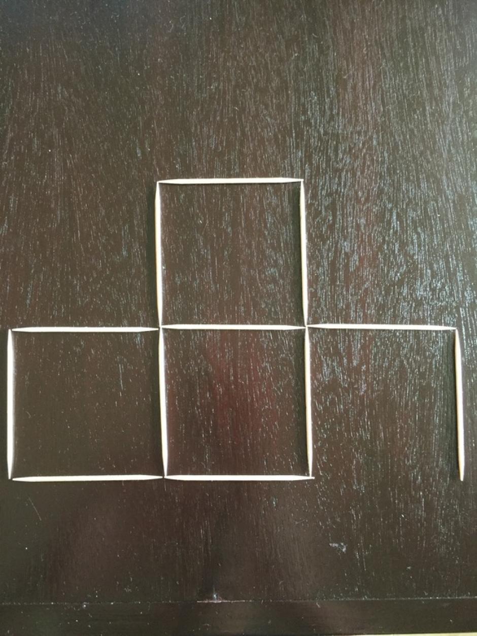 Únicamente pueden hacer tres movimientos. (Foto: 20 minutos)