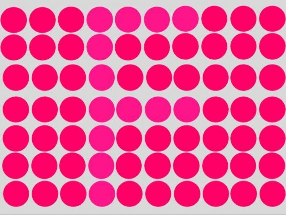 Los retos visuales se popularizan en las redes sociales. (Imagen: playbuzz)