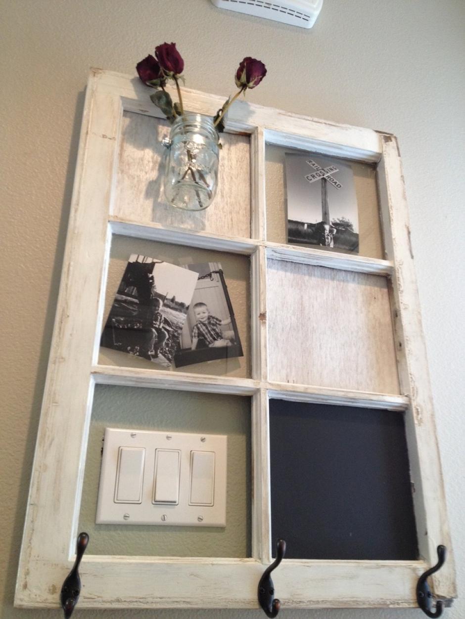 Reinventa su función: Olvídate de la función del mueble antiguo, adáptalo y dale un nuevo uso que se acople al resto de tu decoración.