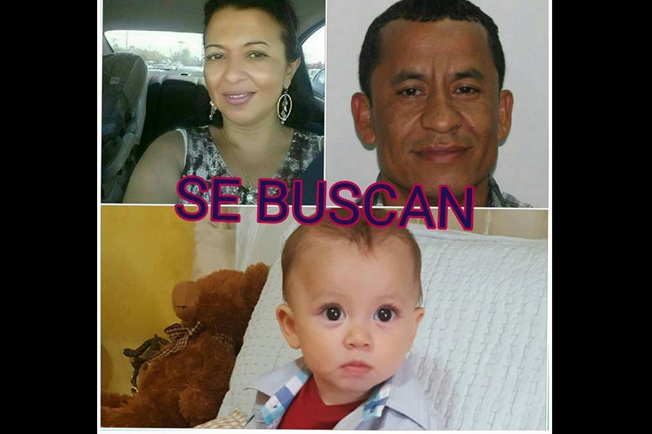 Noé Manuel se encuentra con su hijo en Estados Unidos a quien se llevó ilegalmente de Guatemala. (Foto: Facebook)