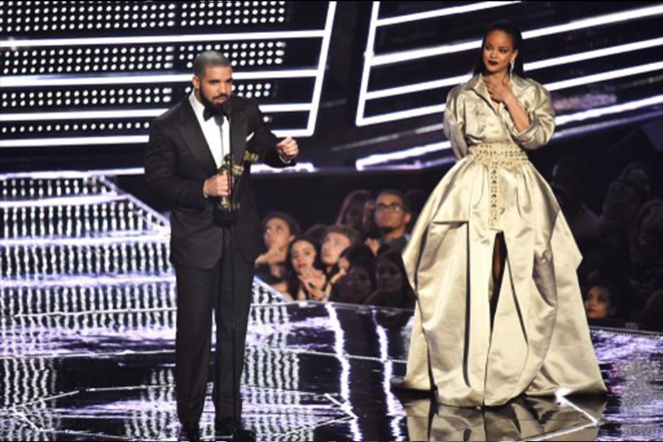 Desde hace algún tiempo se rumora de un romance entre el rapero y la cantante. (Foto: AFP)