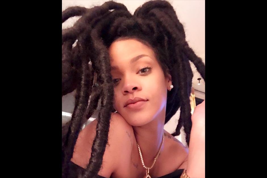 Rihanna ya había usado rastas en 2012. (Foto: Instagram)