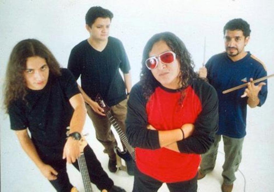 Ricardo Andrade y Los Últimos Adictos se abrían espacio a pasos agigantados en la escena musical. (Foto: Kurt Zierlein)