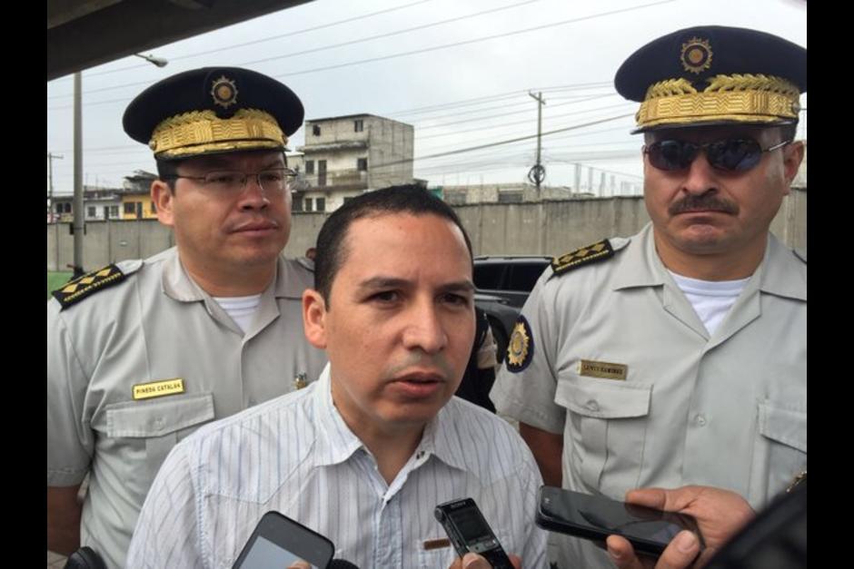 El viceministro de Seguridad contradice al Director y señala que no hay acuerdos con reos. (Foto: Archivo/Soy502)