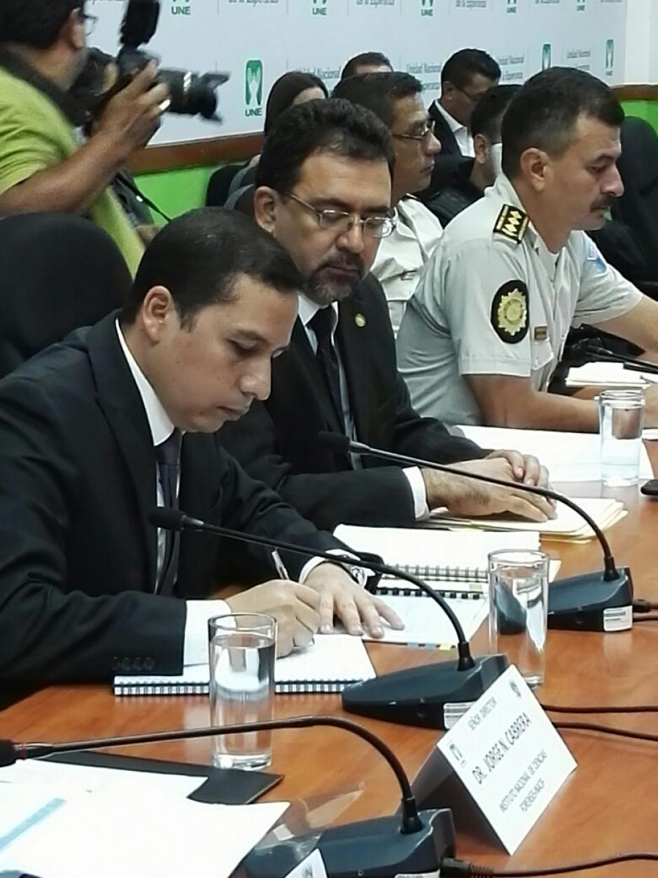 El Ministerio de Gobernación descartó que se hayan utilizado granadas en Pavón. (Foto: José Miguel Castañeda/Soy502)