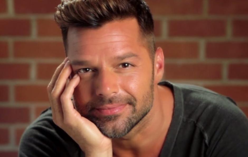 Al parecer el amor ha llegado de nuevo a la vida de Ricky Martin