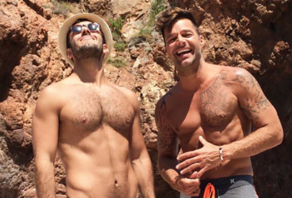 Ricky Martin y Jwan Yosef recién disfrutaron de unas vacaciones juntos. (Foto: Instagram/Jwan Yosef)