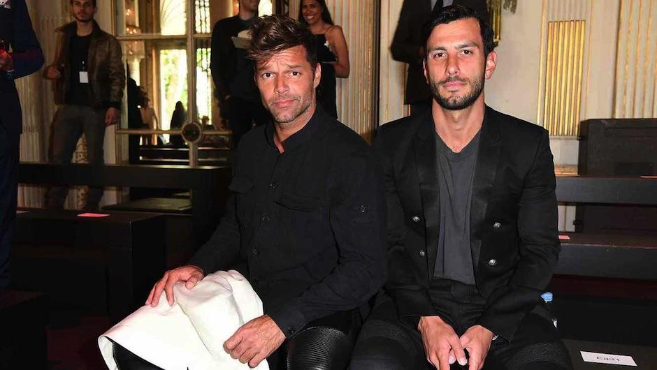 Ricky Martin había anunciado su compromiso en el show de Ellen Degeneres. (Foto: Telemundo)