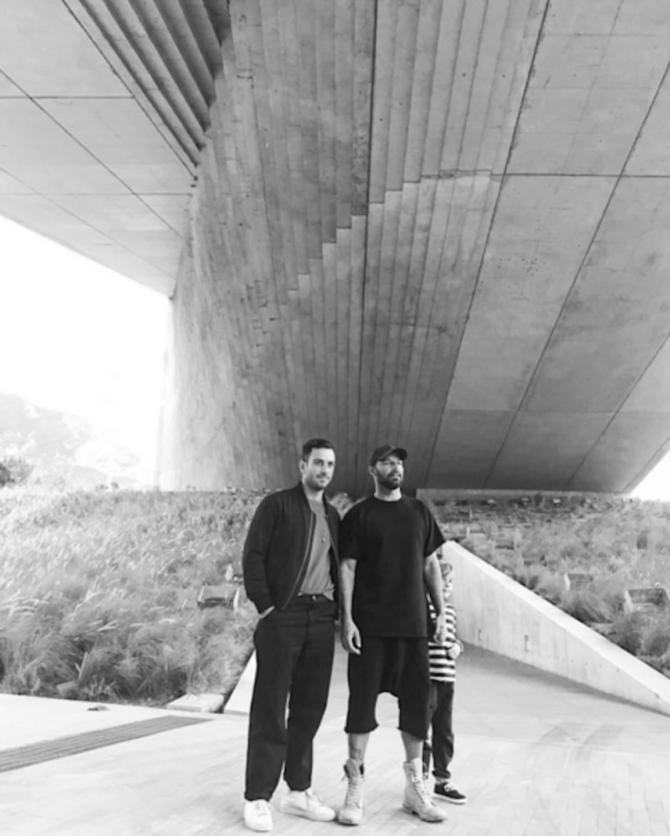 La familia sigue en México visitando lugares. (Foto: Instagram)