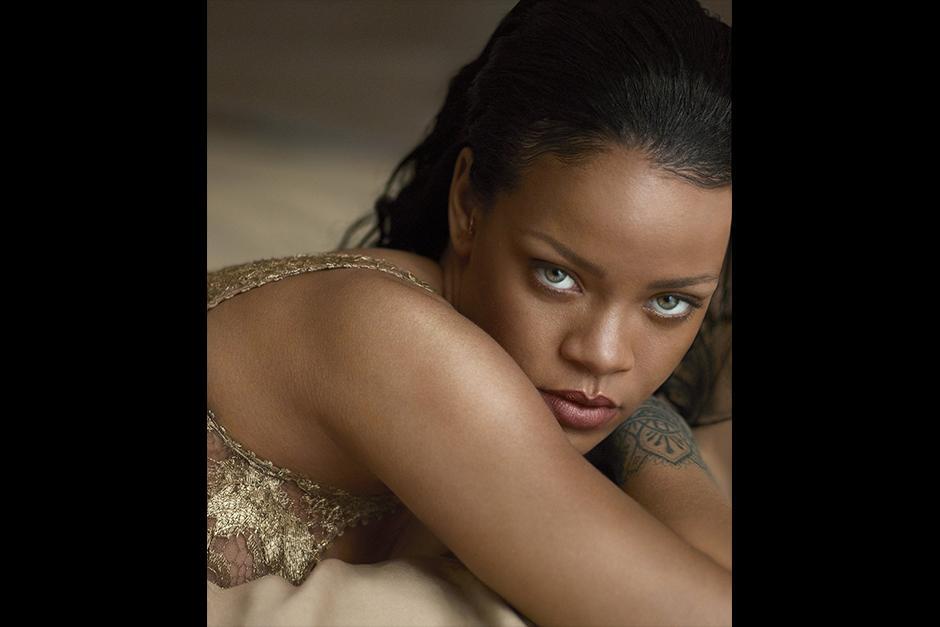 Rihanna habla de temas de lo más variado, como sus colaboraciones con Paul McCartney o Sza. (Foto: Vogue)