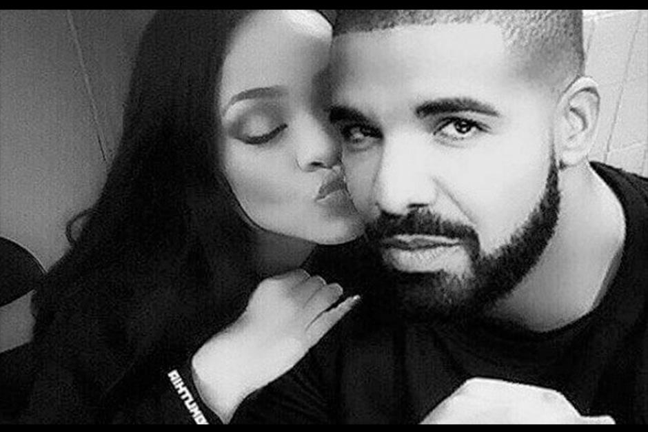 Desde hace tiempo se ha rumorado un romance entre Drake y Rihanna. (Foto: Archivo)