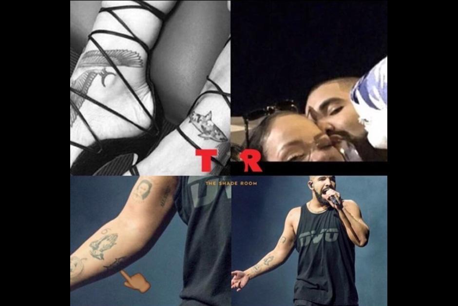 En sus últimos conciertos se ha visto que el cantante tiene el mismo tatuaje. (Foto: Instagram)