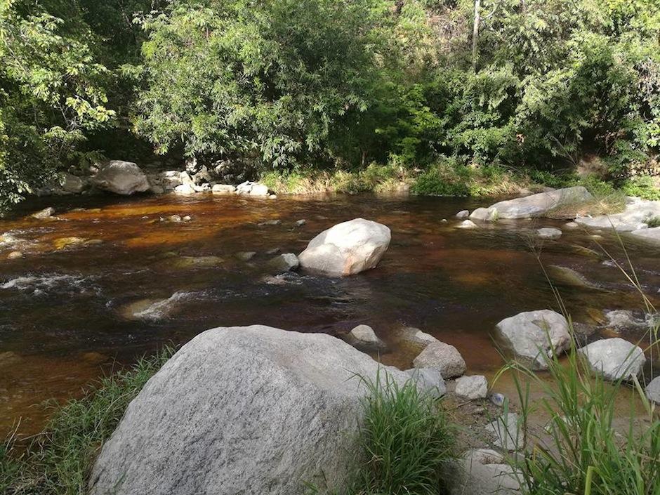 Este es el río Pasabien, que se encuentra en Zacapa. (Foto: Sergio Noriega)