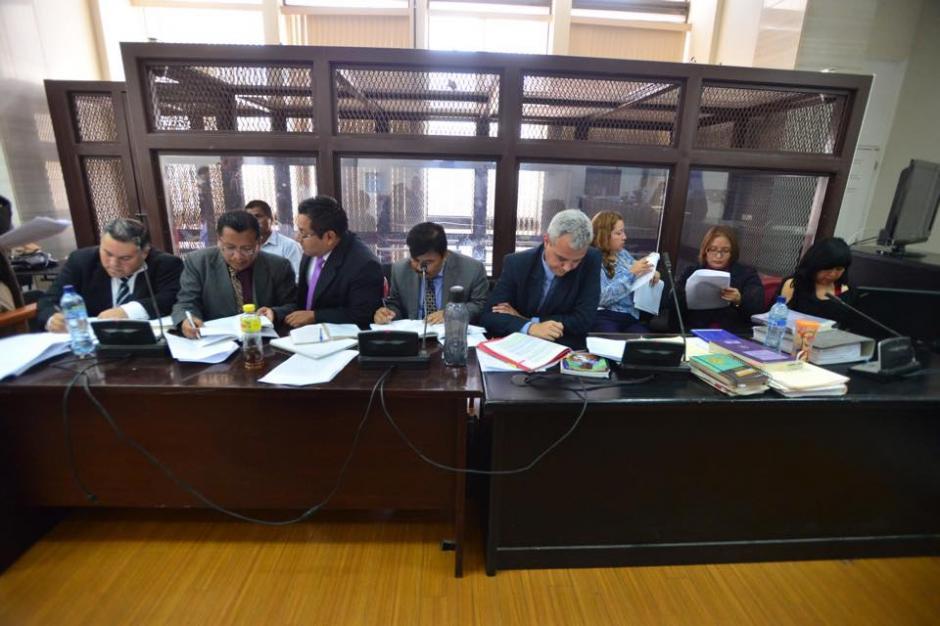 En la resolución, leída este martes en el Tribunal B de Mayor Riesgo que el juicio debe repetirse. (Foto: Jesús Alfonso/Soy502)