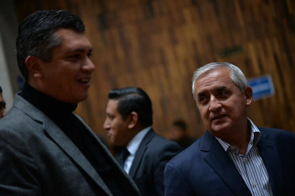 El caso Cooptación del Estado llega a sus 15 días de audiencia. (Foto: Wilder López/Soy502)