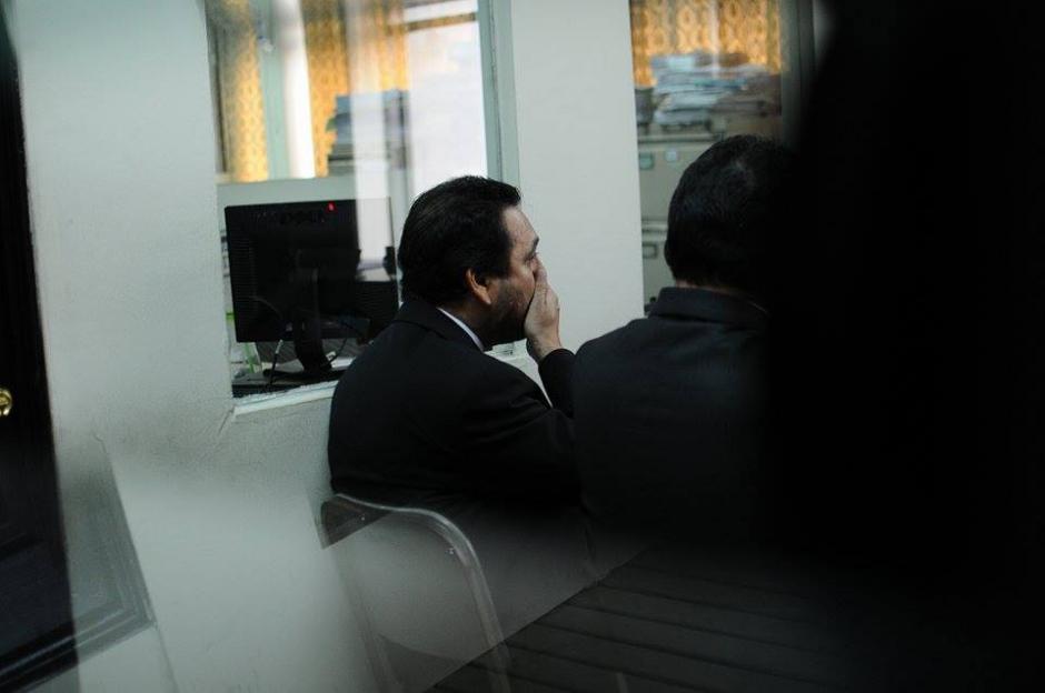 Gudy Rivera fue capturado este miércoles en su residencia de la zona 11. (Foto: Alejandro Balán/Soy502)