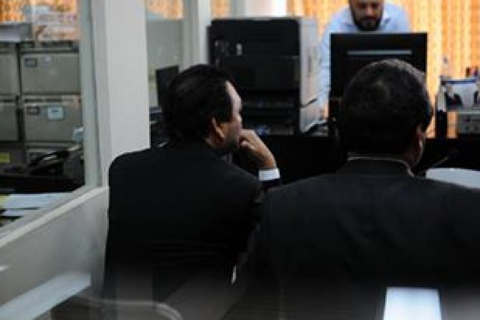 El exdiputado es acusado de coaccionar contra una magistrada a favor de Roxana Baldetti. (Foto: Alejandro Balán/Soy502)