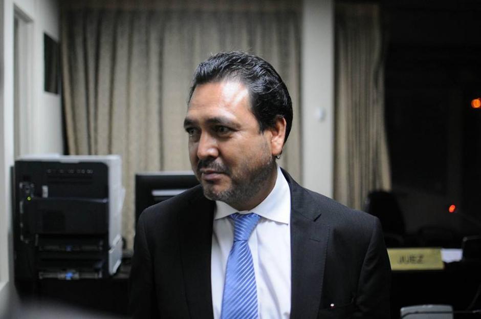 Rivera deberá guardar prisión preventiva mientras el MP sigue la investigación. (Foto: Alejandro Balán/Soy502)
