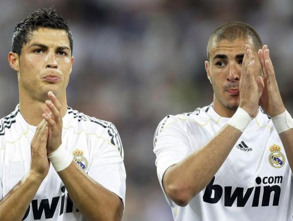 Benzema y Ronaldo están lesionados y son bajas importantes para la ofensiva merengue. (Foto: masterherald.com)